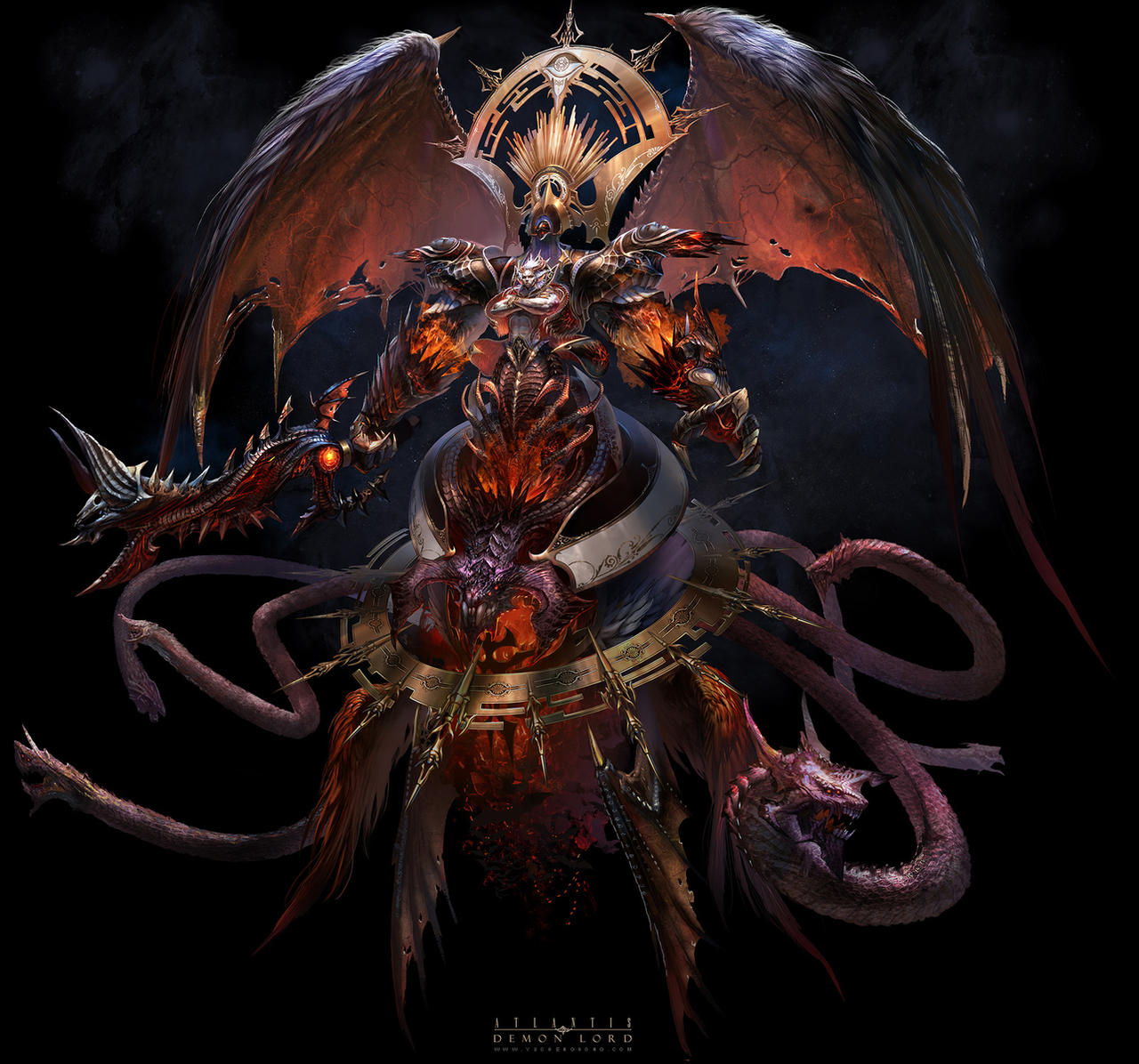 Demon lord by yuchenghong