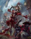 Mobius Final Fantasy Gandharva