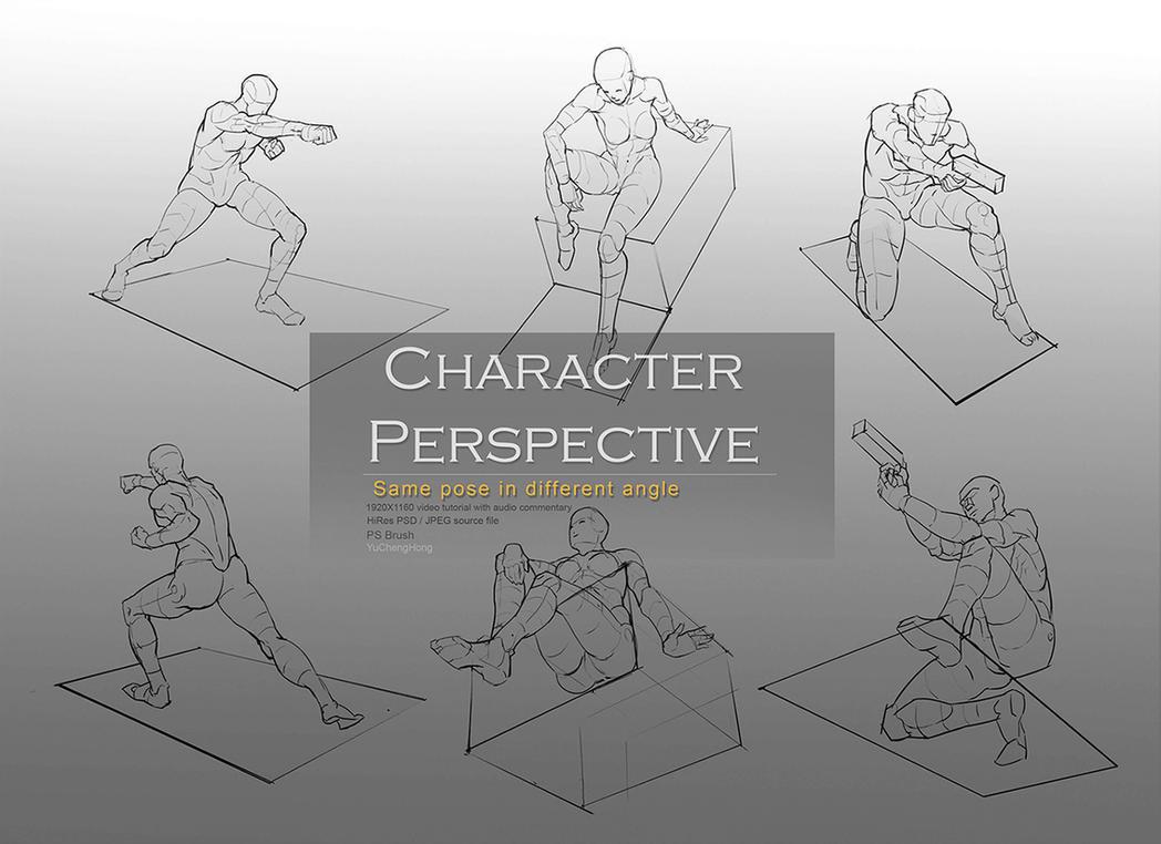 Character Perpective by yuchenghong