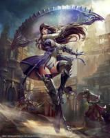 Mobius Final Fantasy - Meir by yuchenghong