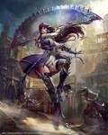 Mobius Final Fantasy - Meir