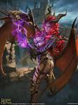 LOC-Dragon's Eyes Recapturing Zestrae
