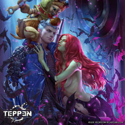 Teppen - Witch of Abyss