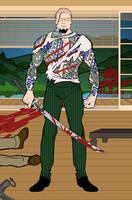 Yakuza  guy by Maverick1313