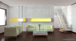 residential interior- y
