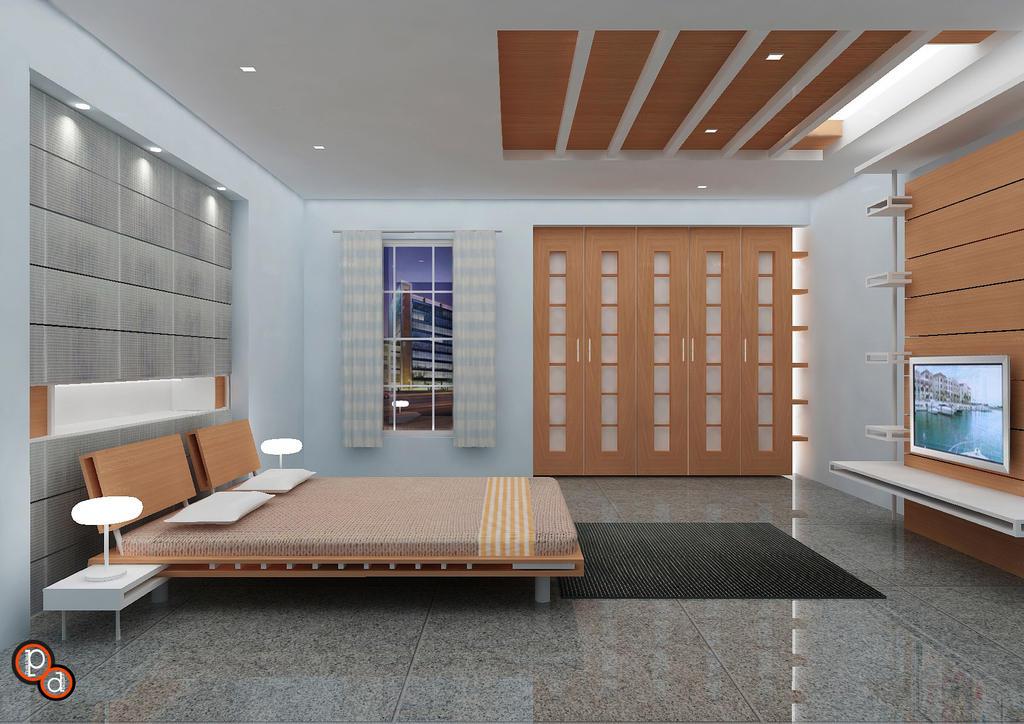 Bedroom Interiors by creativegenie