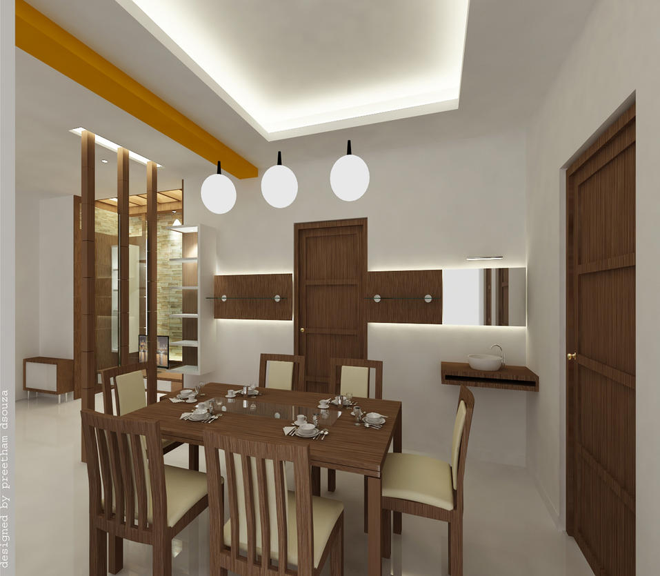 Dining spaces by creativegenie
