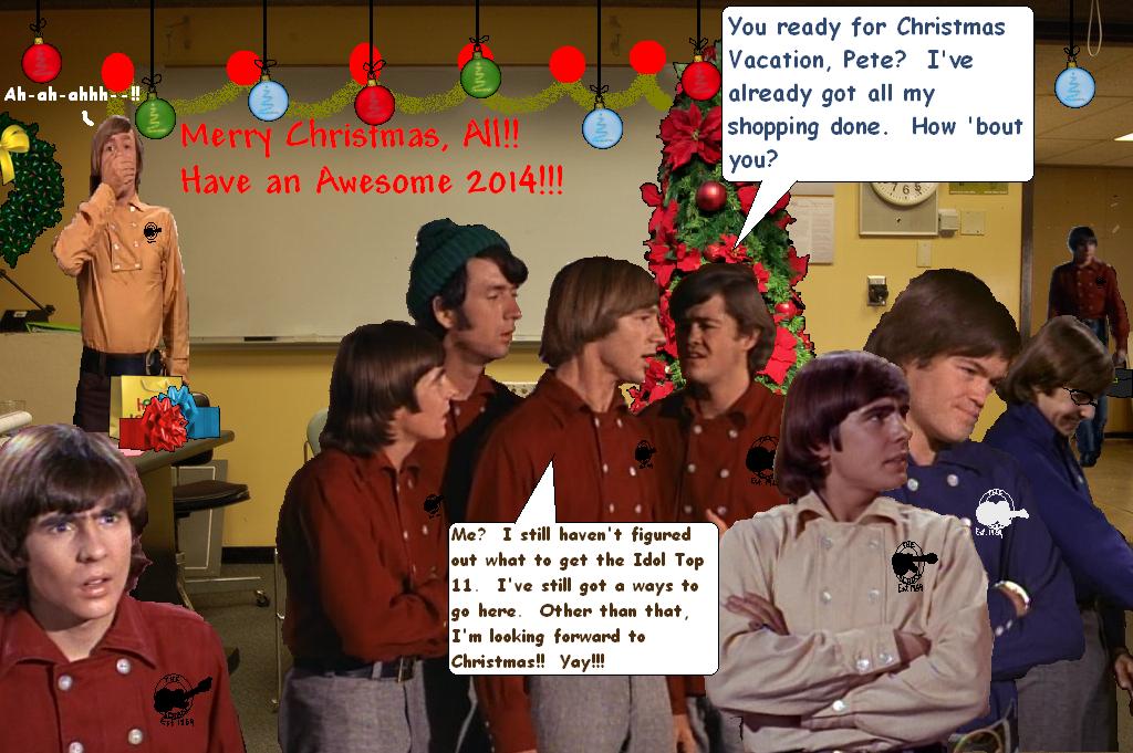 Can't Wait Till Christmas Vacation!!--M/I CFS 2 by paulwellerfan79 ...