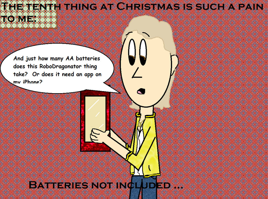 12 Pains Of Christmas.12 Pains Of Christmas Meme Scene Style 10 By