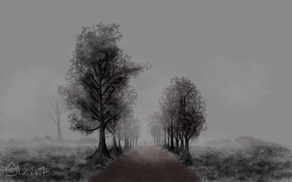 Fog by TeflonSuperhero