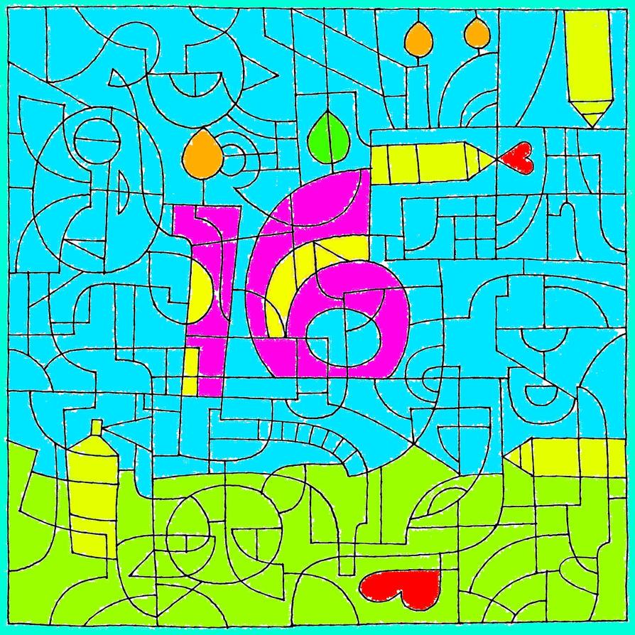 Happy Birthday, DeviantArt by 0Luna123