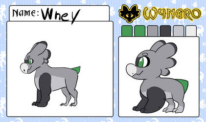 Whey Boi [Fakegros] by 0Luna123