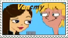 VanessaxJeremy stamp by Envytheskunk