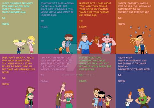 HA Valentine Card Compilation
