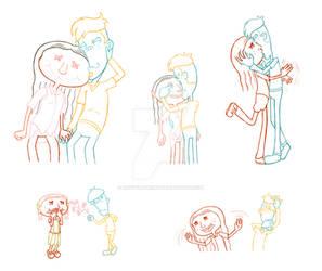 DeboraxEdmund Sketches