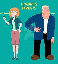 Lear Family: Edmund's Parents