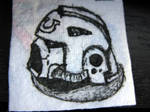 Ultramarine  helmet