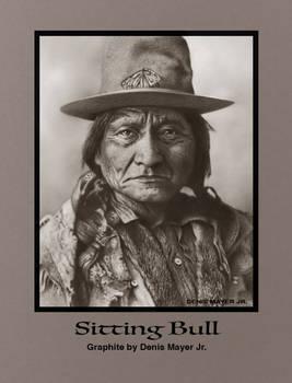 Sitting Bull Drawing