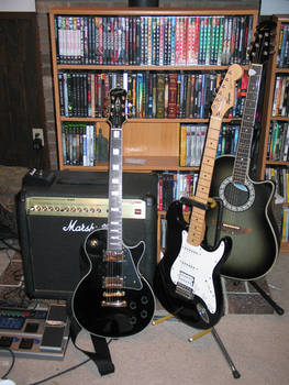 My Guitars