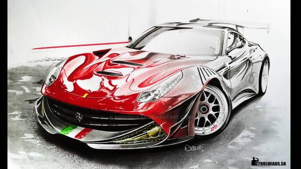Berlinetta Unofficial racing verzion By me :D