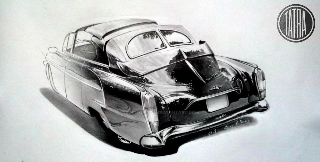 Tatra 603 CC WDT by BorosDusan