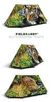 'Nightwatch' Tent for Fieldcandy