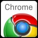 Google Chrome Dock Icon 2 by ziruc