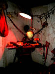 Slaughter Area Haunted House
