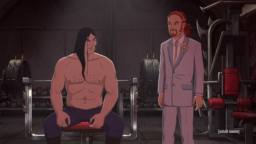 Metalocalypse - Nathan & Pickles | ThE sTaTiC aGe | Pinterest ...