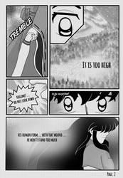 Inuyasha mini comic 2 by Gedainegu