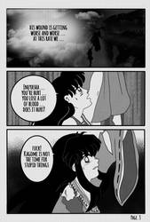 Inuyasha mini comic 3 by Gedainegu