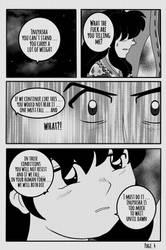Inuyasha mini comic 4 by Gedainegu