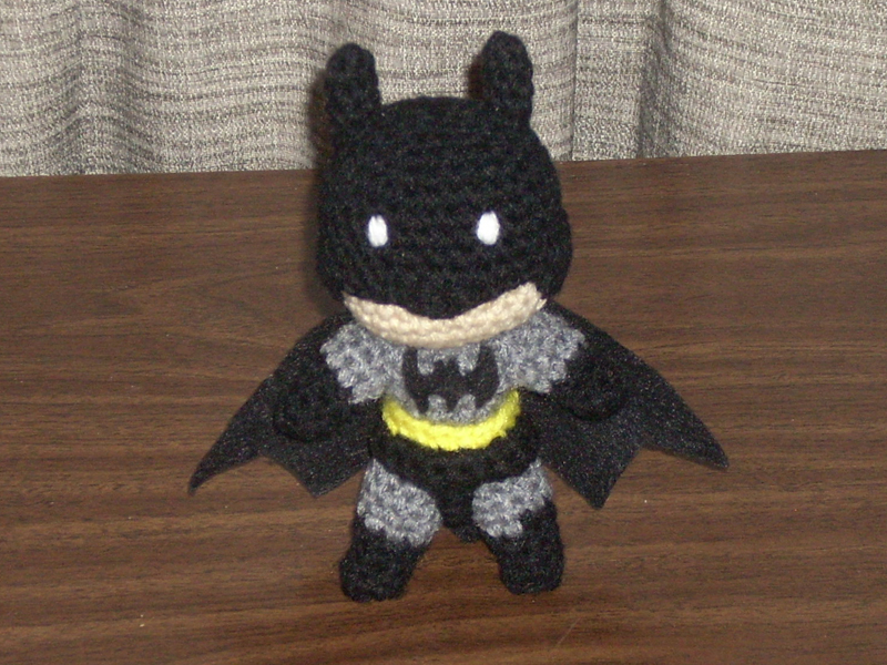 Nananananananana BATMAN by black-moon-flower