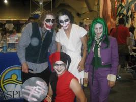 Nurse Joker by Jake-Sparrow