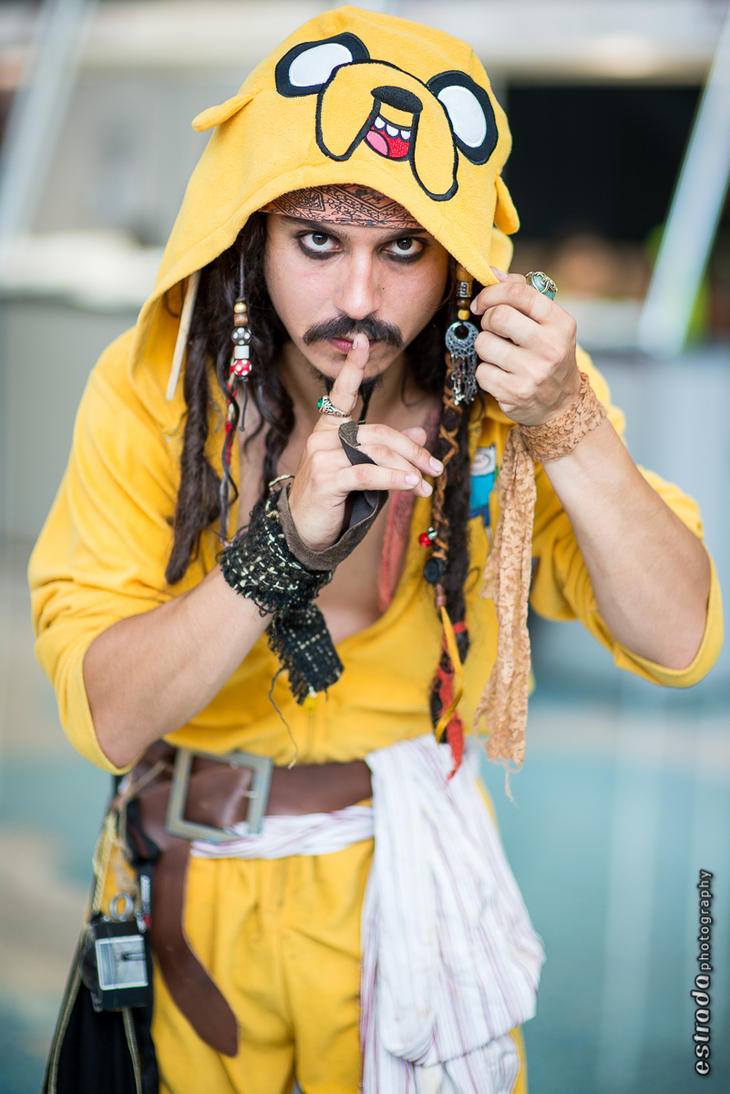 Jake Sparrow by Stoic-Ambience