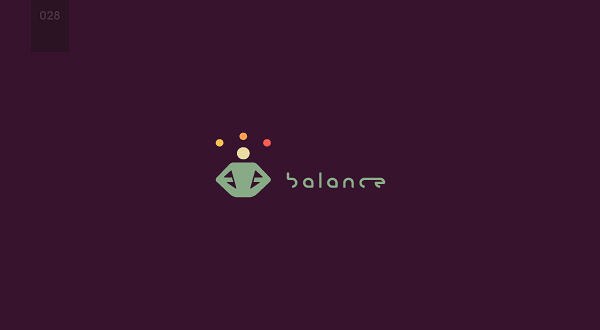 day 28 - balance by 365logoproject