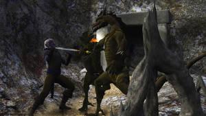 To Seek the Dragon Kin