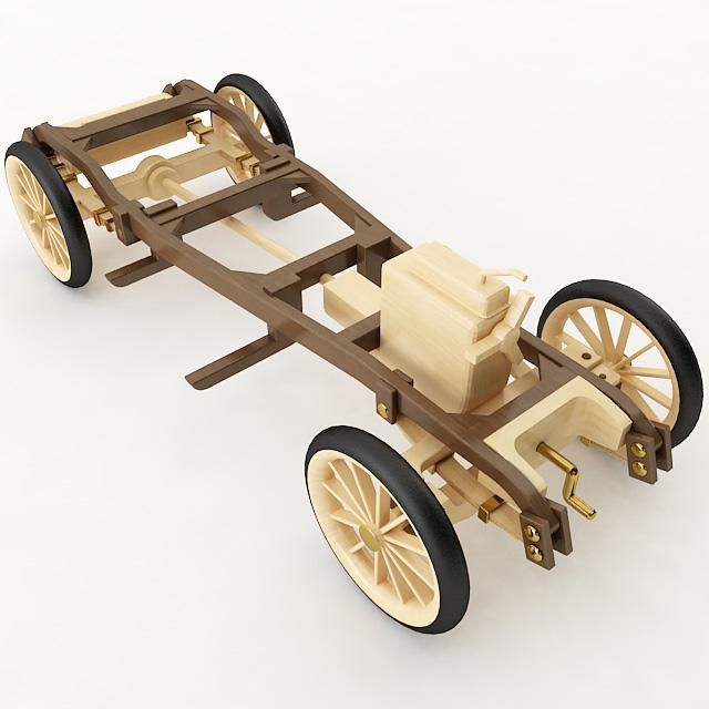 Enchanting Wood Frame Car Illustration - Frames Ideas - ellisras.info
