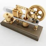 Robinson Stirling Engine