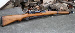 Swiss K31 Carbine