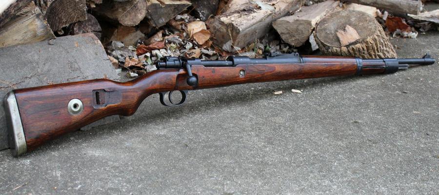 German Karbiner 98k by PLutonius