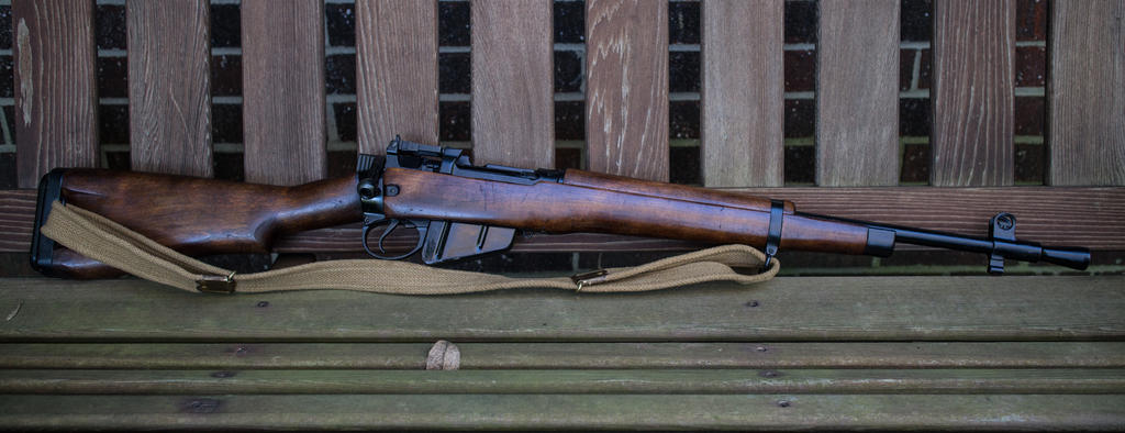 1947 Enfield No5 Mk1 - Fazakerley by PLutonius