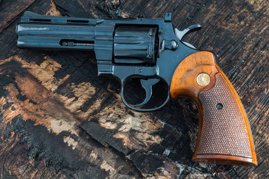Colt Python 1967 - 357 Magnum