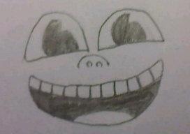 SMILE BIG by Wheriswaldo