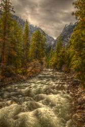 Tenaya Creek HDR 2