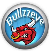 bullzzeye logo by SiyanaDimitrova