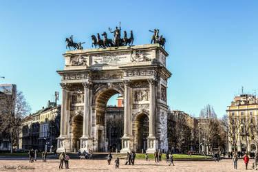 Triumph Arch by mydarkeyes