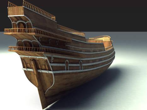 Galleon - Work In Progress