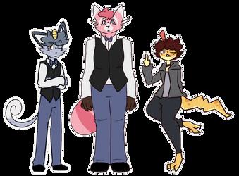 The Bellhops by WOE-Staff