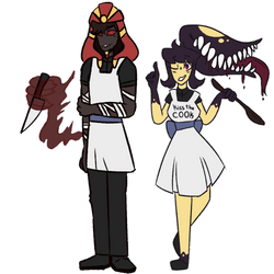 The Chefs by WOE-Staff